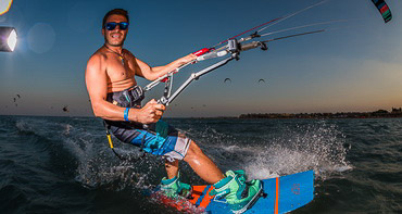 book kitesurfing photographer